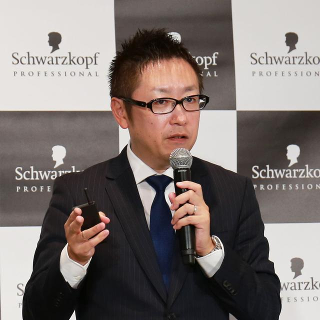 画像: ヘンケルジャパン株式会社 ビューティーケア代表事業本部長 後藤秀夫氏