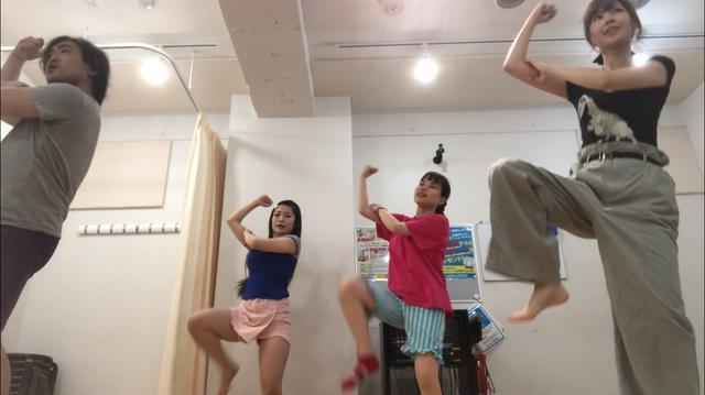 画像1: ダンス振付解説