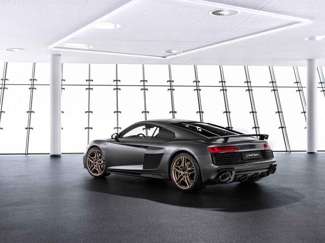 画像: (2019年)Audi R8 Decennium
