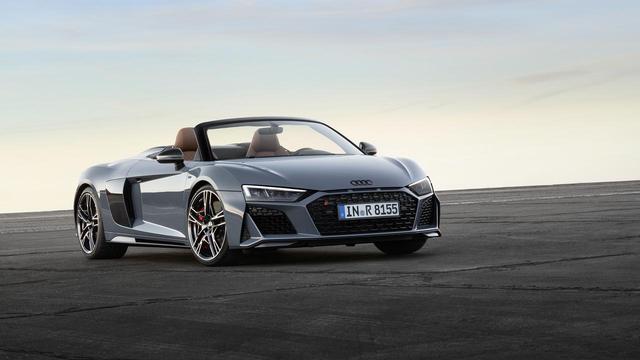 画像: Audi R8 Spyder(アウディ R8 スパイダー)