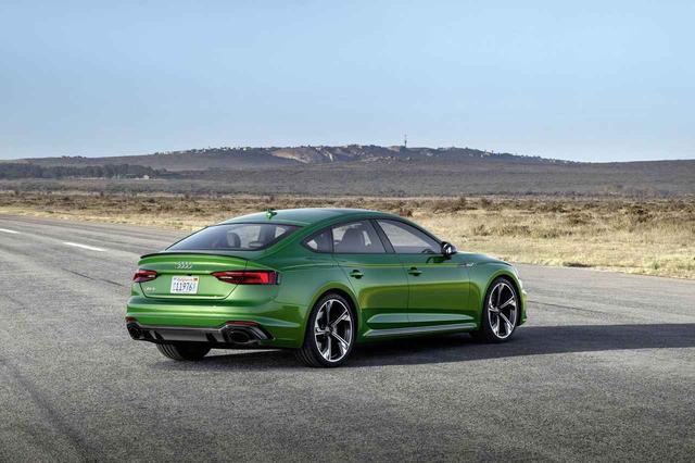 画像1: Audi RS 5 Sportback