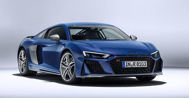 画像: Audi R8 Coupe(アウディ R8 クーペ)