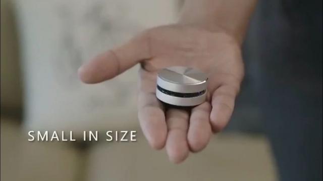 画像1: 超コンパクトな手のひらサイズ
