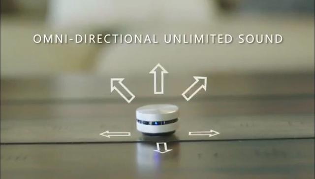 画像1: 骨伝導式スピーカーによる高音質・高音量な音楽