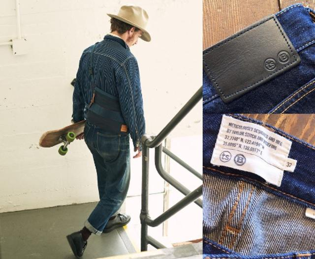 画像: THE SLIM JEAN FOR BRIEFING in Washed '68 Organic Selvage 価格:29,000円(税抜) COLOR: NAVY