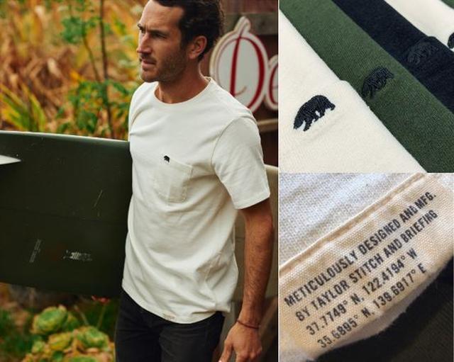 画像: THE HEAVY BAG TEE FOR BRIEFING【ブリーフィングコラボ】ヘビーバック 価格:8,000円(税抜) COLOR: White/ Black/ Olive