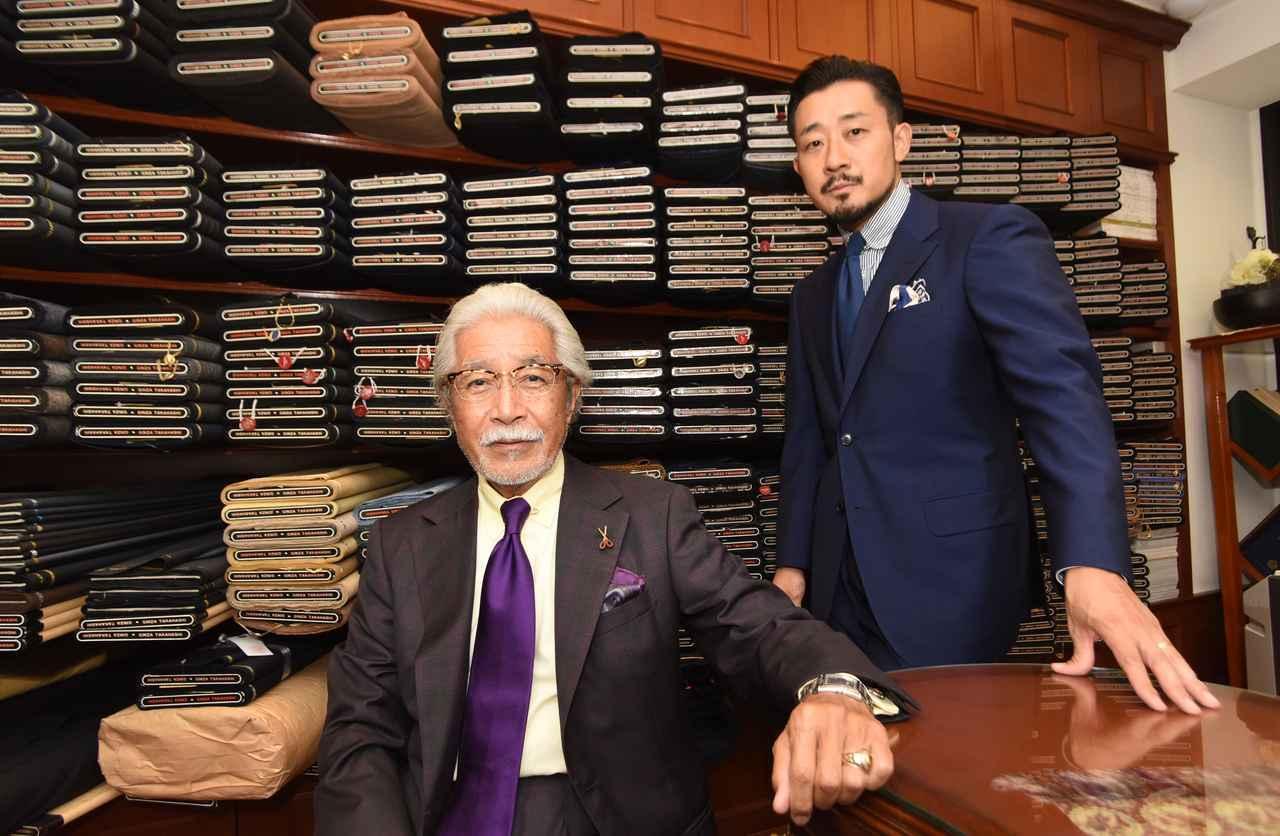 画像: 毎日着るものにこだわりを。品格と自信を身にまとう大人のスーツ