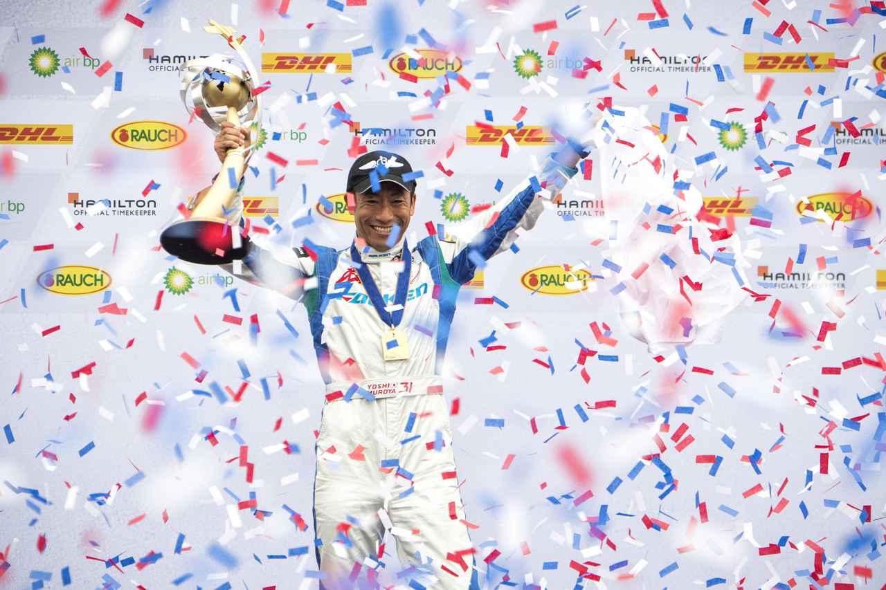 画像: 2017年インディアナポリスで驚異的なタイムをたたき出し優勝とワールドチャンピオンを決めた。©Predrag Vuckovic/Red Bull Content Poo