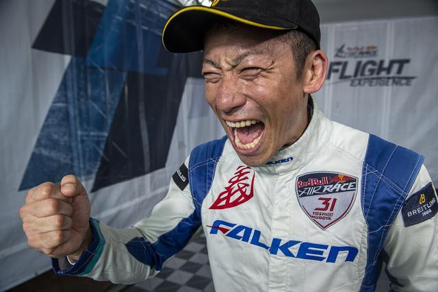 画像: 優勝の瞬間、歓びが爆発した。©Joerg Mitter / Red Bull Content Pool