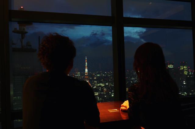 画像2: 東京タワーを真正面に、特別なひと時を...