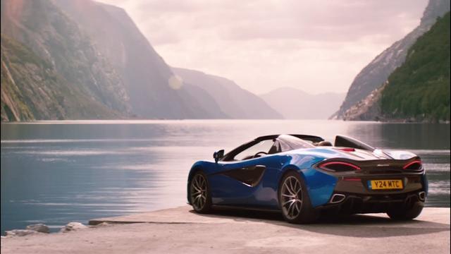 画像: McLaren 570S Spider – Exhilaration, amplified. youtu.be