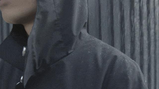 画像: ミズノの技術を結集したGORE-TEXサーモブリッドコート