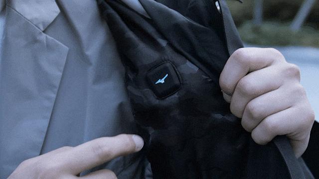 画像: ボタンひとつで温められることができるサーモブリッドを採用