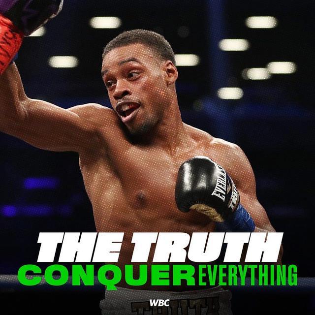 """画像1: World Boxing Council on Instagram: """"#ANDTHENEW WBC CHAMPION OF THE WORLD... @errolspencejr !!! INSTANT FIGHT OF THE YEAR NOMINEE!!! #WBC #ConquerEverything #Boxing #GreenBelt…"""" www.instagram.com"""