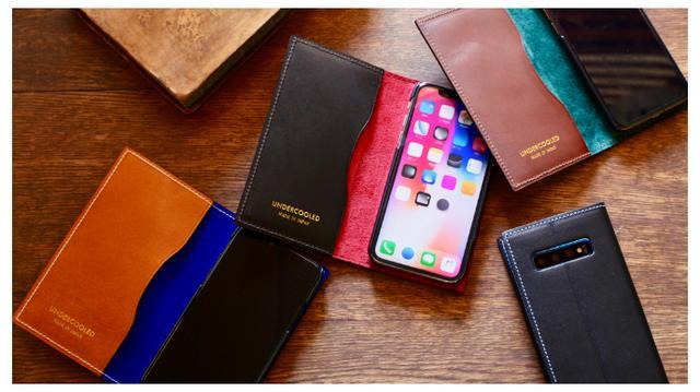 画像: Makuake|最新iPhoneも対応!カスタムオーダーで自分だけの本革製スマートフォンケースを|マクアケ - クラウドファンディング