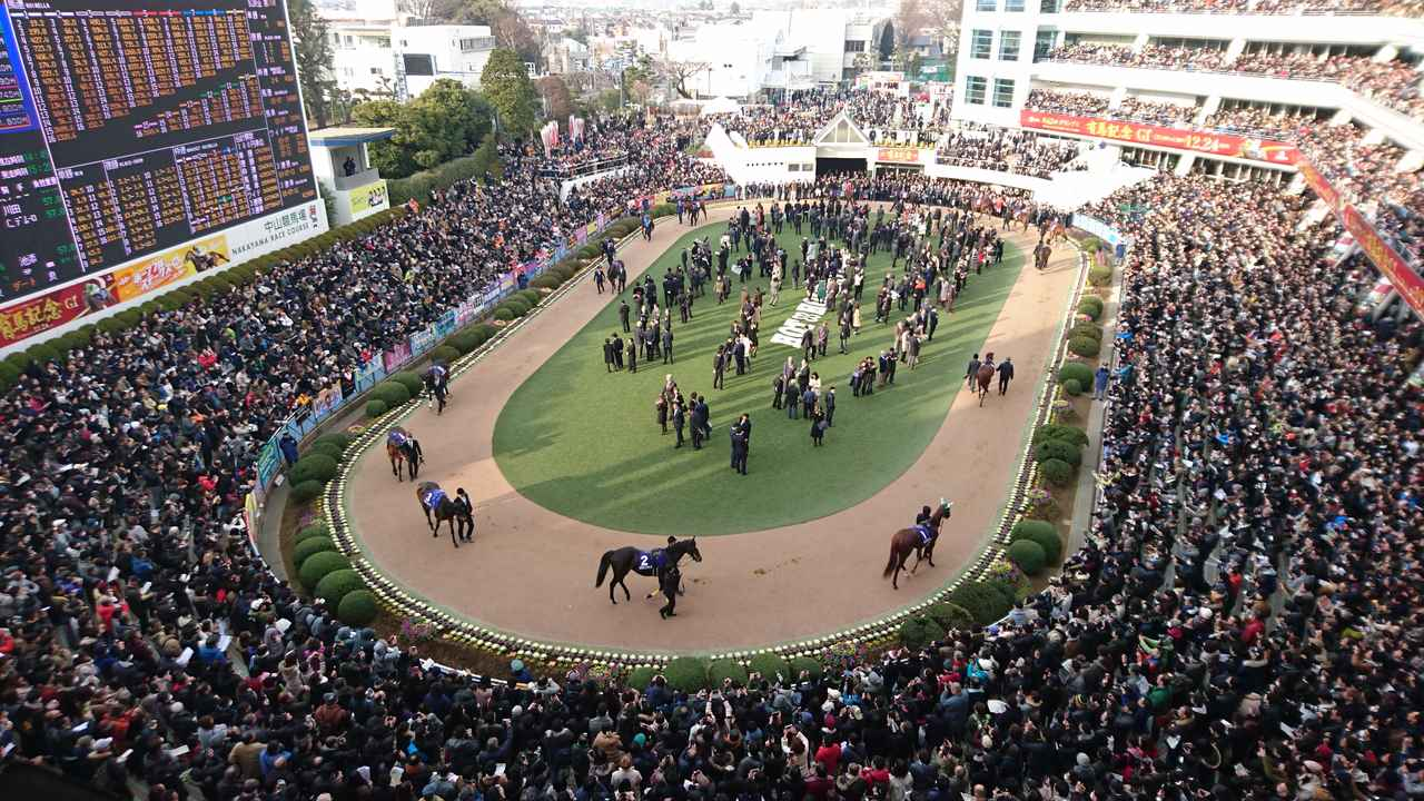 画像: 有馬記念。1着になると賞金+付加賞3億336万円が支給される。