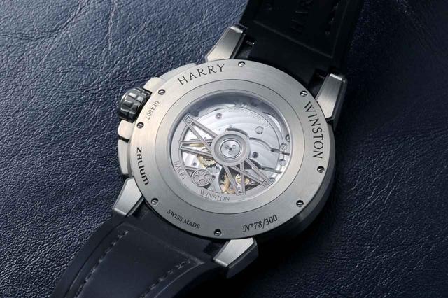 画像: 確かな技術力で時計ファンからの信頼を勝ち得たハリー・ウィンストン。プロジェクトZ10にはキャリバー:HW3305を搭載