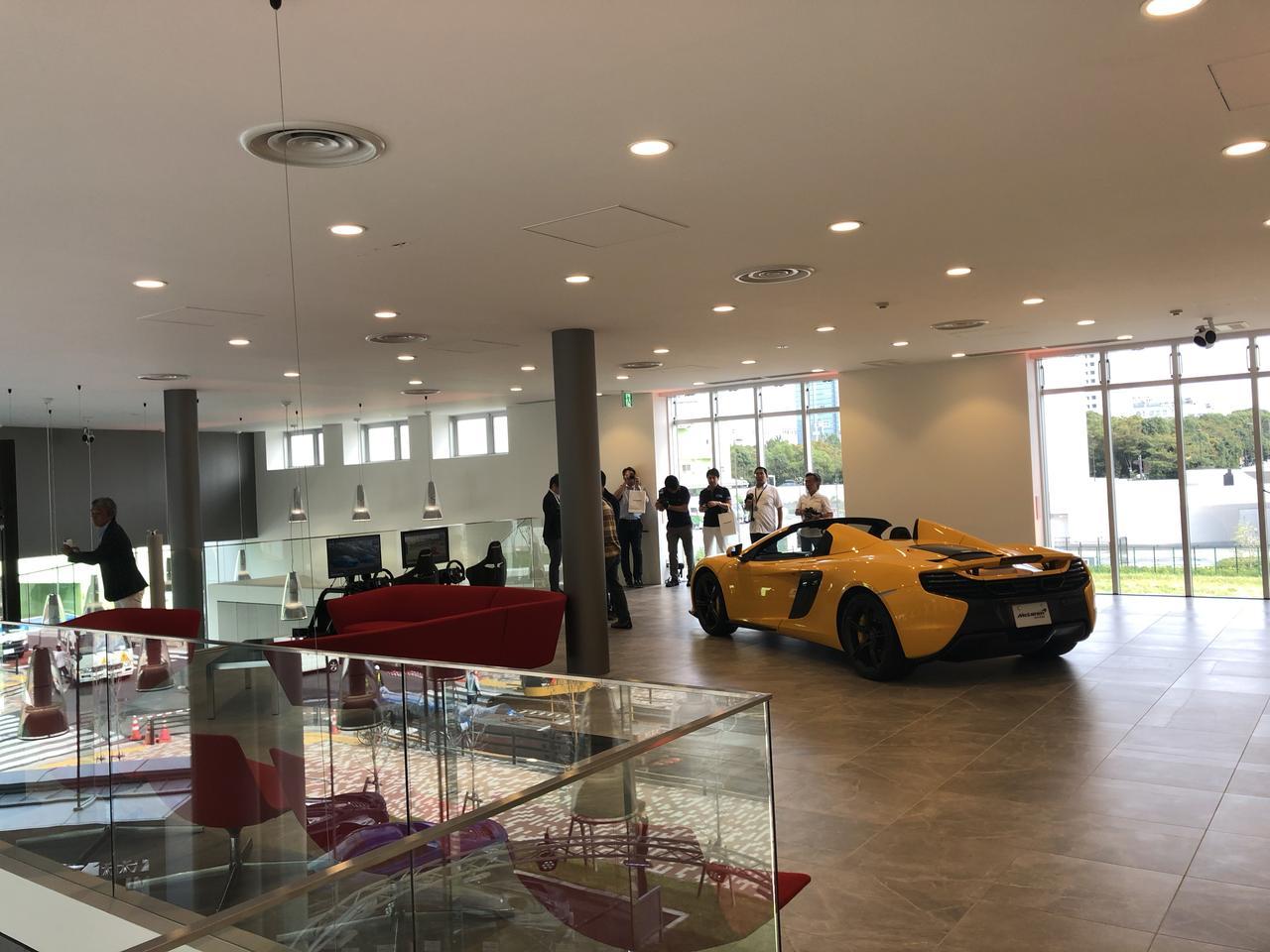 画像2: オーナーへの第一歩。世界初のマクラーレン クオリファイドがオープン