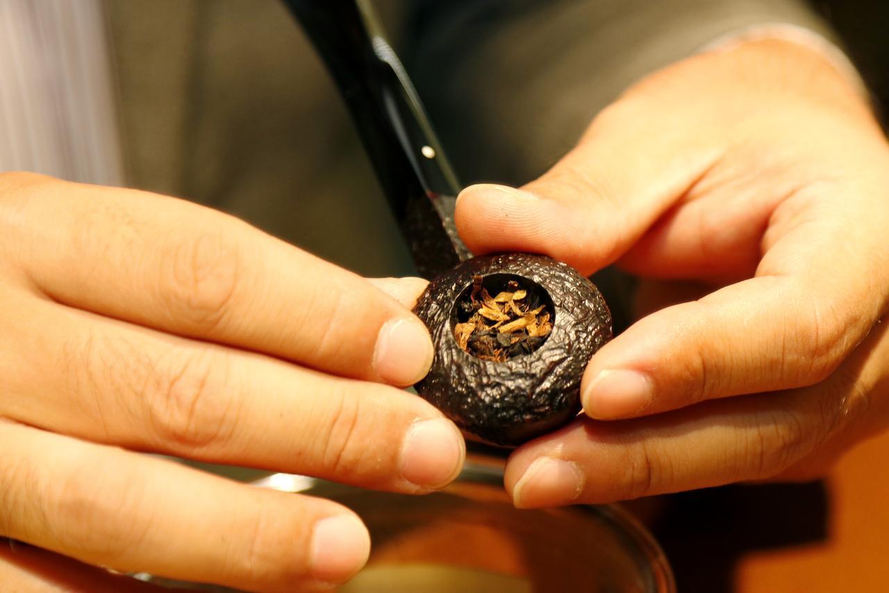 画像4: 銀座の名店・菊水に聞く 大人の嗜好品「パイプ・キセル」