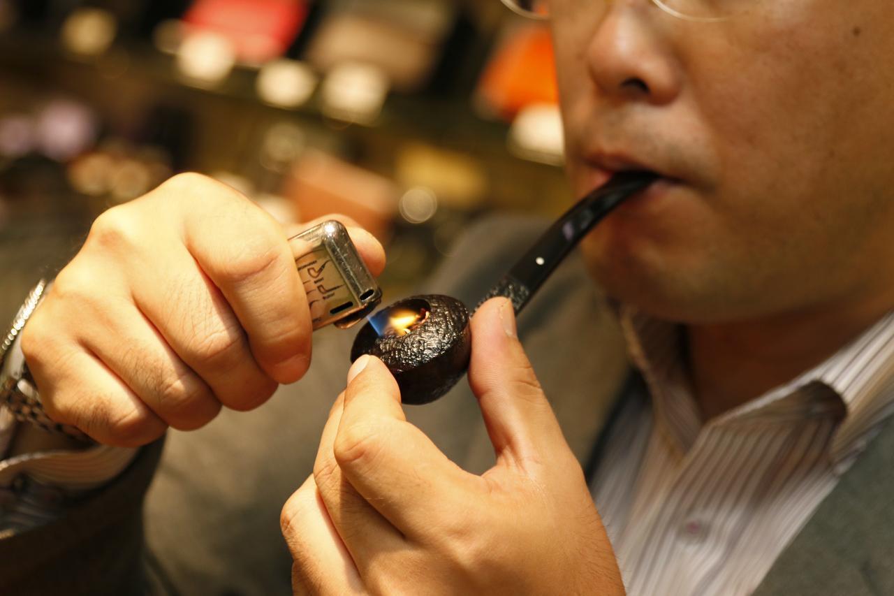画像5: 銀座の名店・菊水に聞く 大人の嗜好品「パイプ・キセル」