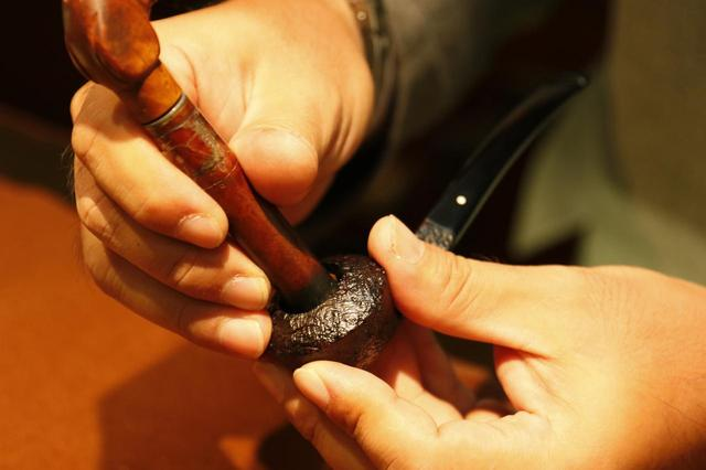 画像6: 銀座の名店・菊水に聞く 大人の嗜好品「パイプ・キセル」