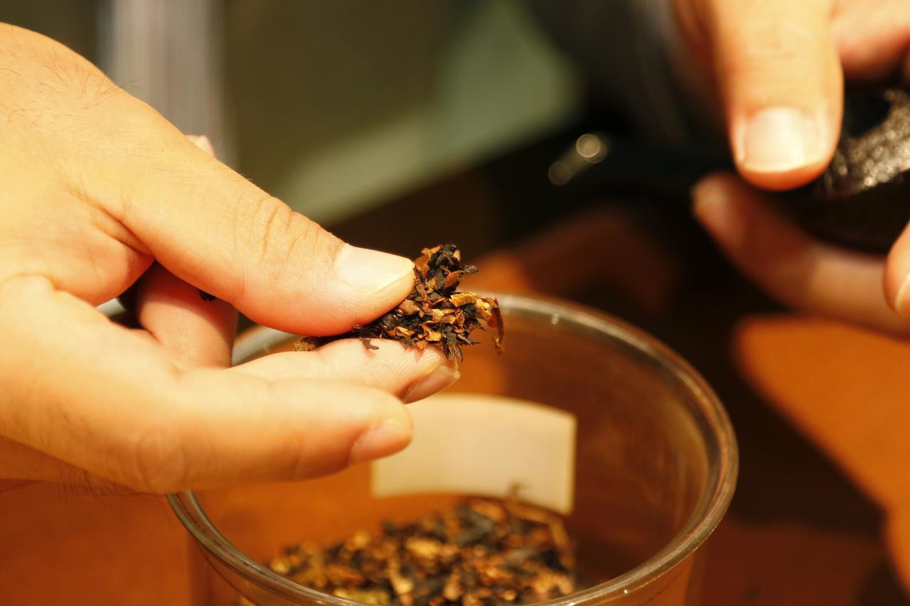 画像2: 銀座の名店・菊水に聞く 大人の嗜好品「パイプ・キセル」