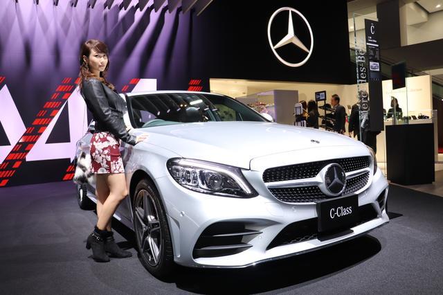 画像: Mercedes-Benz C-Class