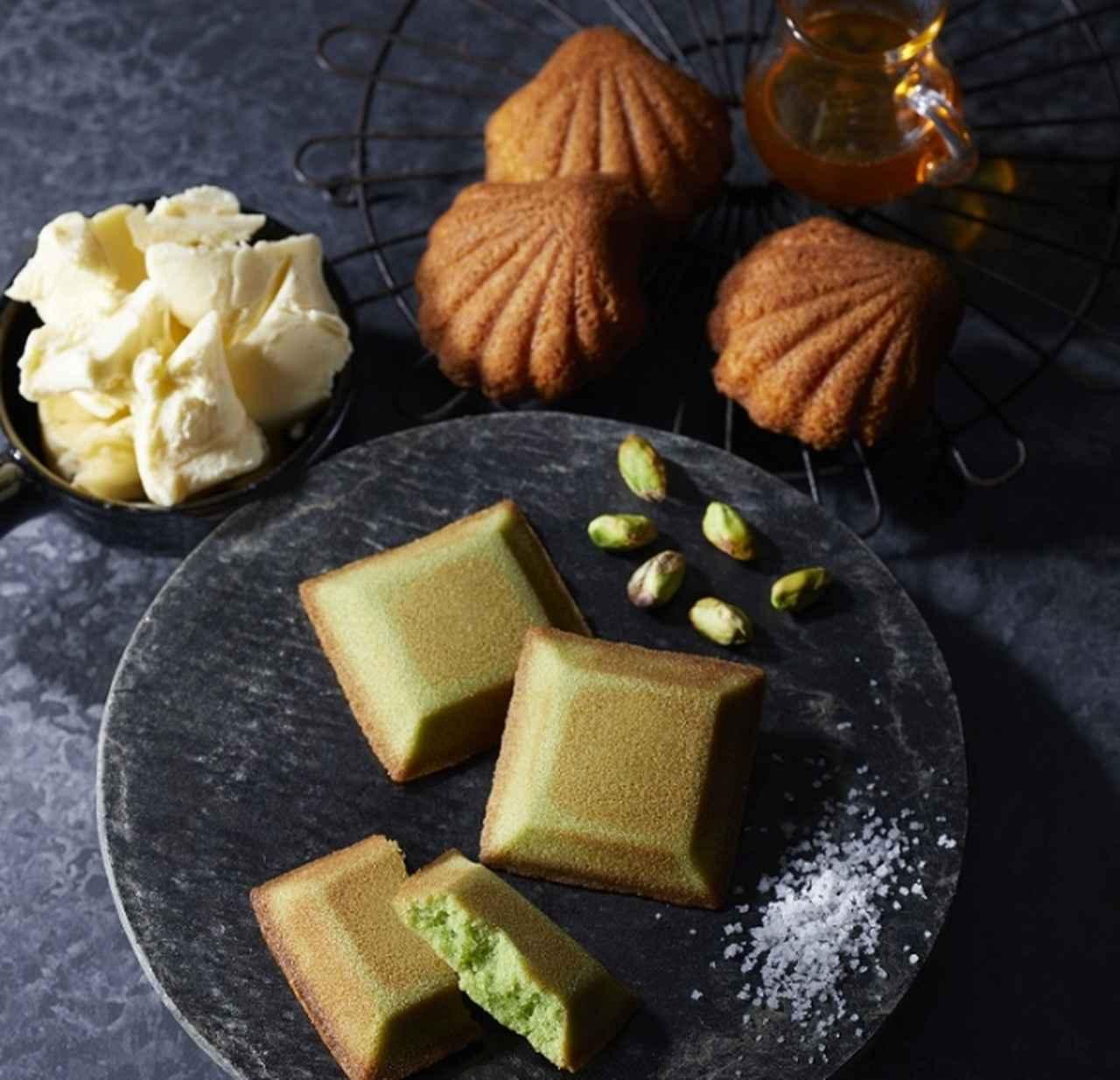 画像1: ワンランク上のラグジュアリーな焼き菓子「ファボレーヌ」