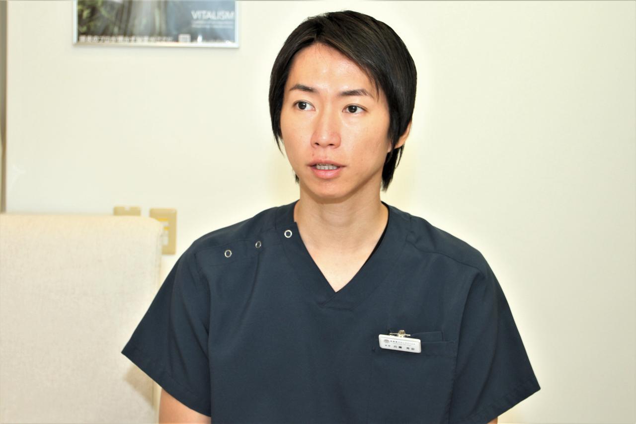 画像: 表参道スキンクリニック 兵藤 秀忠医師