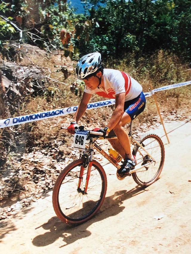 画像: 1996年の世界選手権では日本人初の完走。その後も目覚ましい活躍を続け、2003年の世界ランキングではアジアNo.1に輝いている