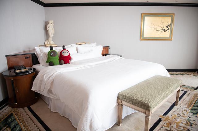 画像2: LOVOT 25周年を迎えたウェスティンホテル東京との特別なコラボレーション