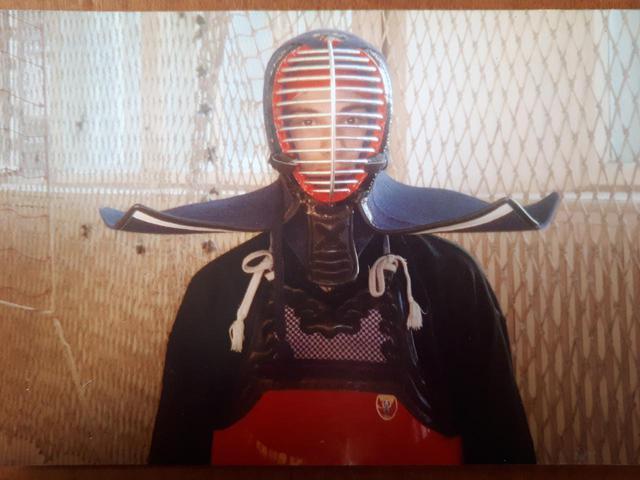 画像: 当時ロシアではマイナーだった剣道。これがきっかけで日本に興味を持ちました