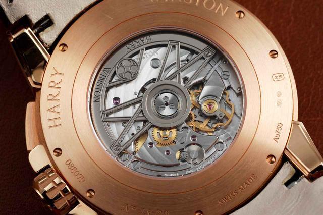 画像2: これぞ超絶腕時計。珠玉のタイムピース3選