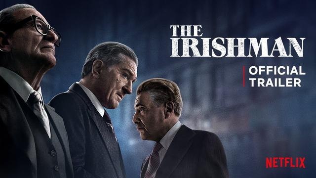 画像: The Irishman | Official Trailer | Netflix youtu.be