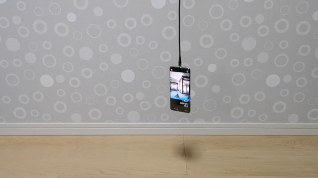 画像: マグネット式充電&データ転送ケーブル 吊り上げ実験 youtu.be
