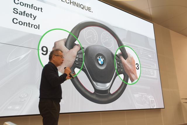 """画像4: ──""""運転とは一種のスポーツである"""" 状況認識と正しいフォームが上達への鍵"""
