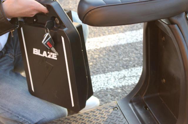 画像2: www.blaze-evtrike.jp