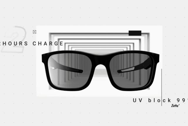 画像: 一瞬で色が変わるサングラス