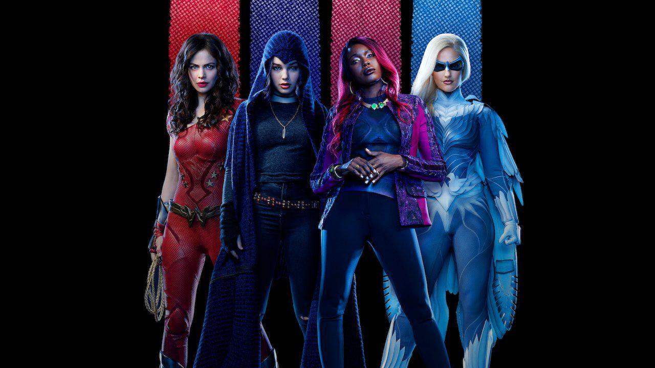 画像: Titans | Netflix Official Site