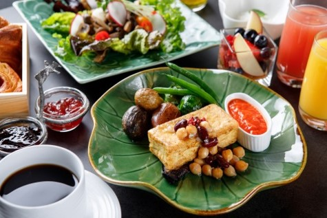 画像10: 「The Tsubaki Tower」グアム最大級のバルコニーで朝食を