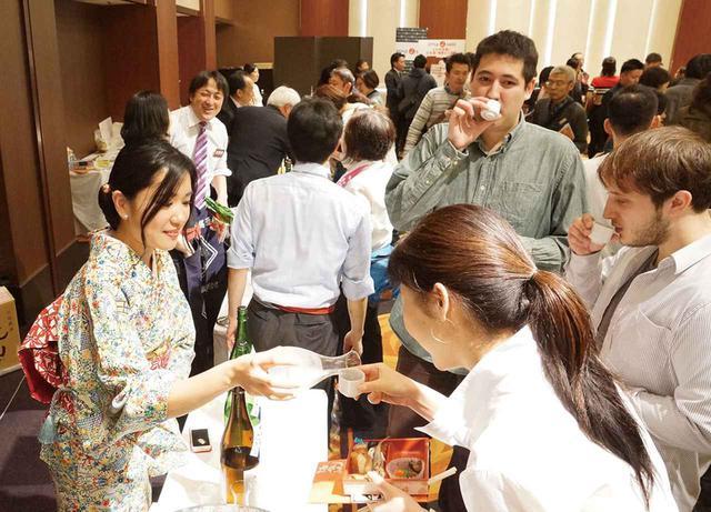 画像2: 素敵・楽しい・美味しいを体験できる日本酒イベント