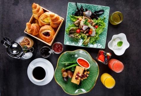 画像9: 「The Tsubaki Tower」グアム最大級のバルコニーで朝食を