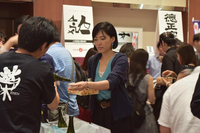 画像: 自分にぴったりの日本酒を見つけよう!