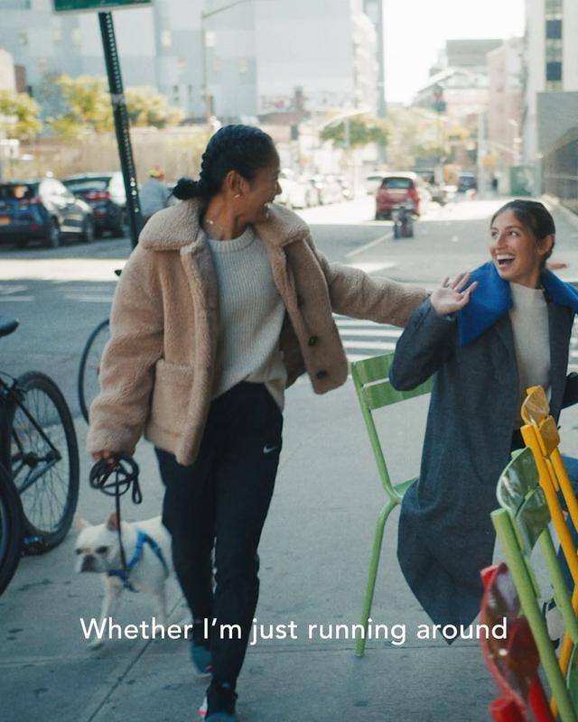 """画像1: NikeNYC on Instagram: """"The more you run, the further you can go. For @rosieeeoooo, it's what motivates her to run this city, even if she doesn't call herself a…"""" www.instagram.com"""
