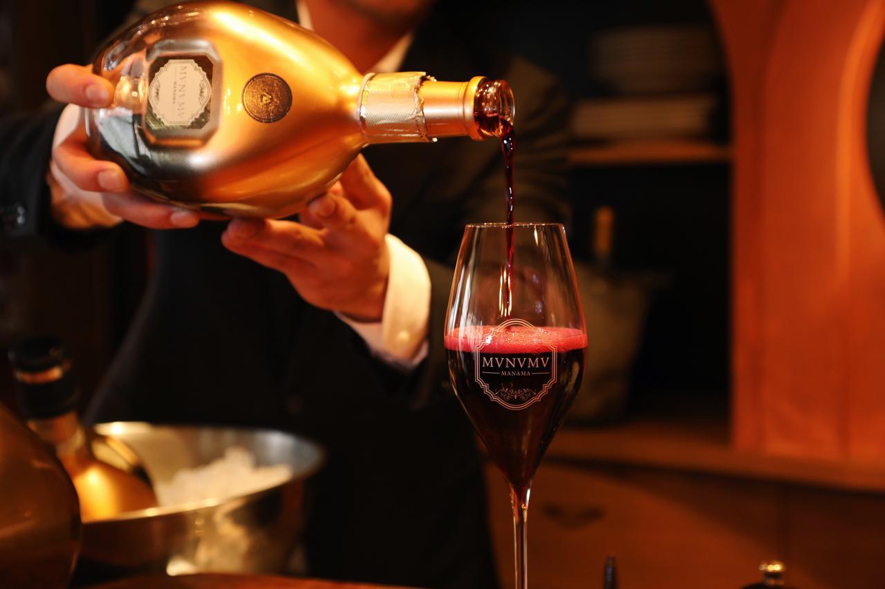 画像2: Manama 至極のスパークリングワイン「MVNVMV MANAMA」