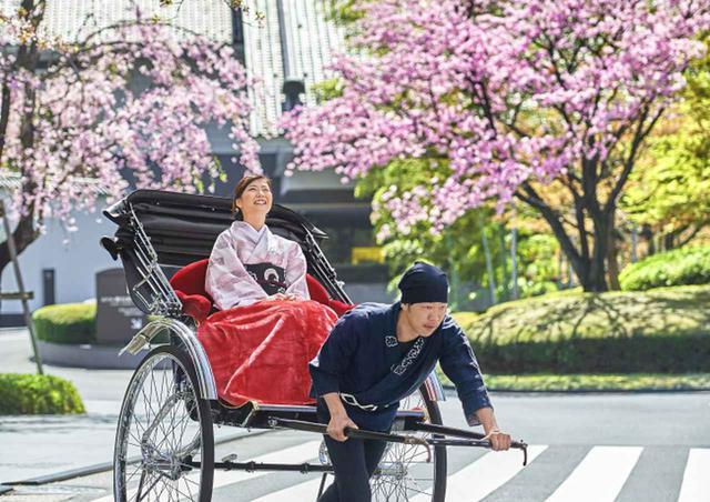 画像: 目黒川沿いに立地するホテル雅叙園東京だからこそのおもてなし。