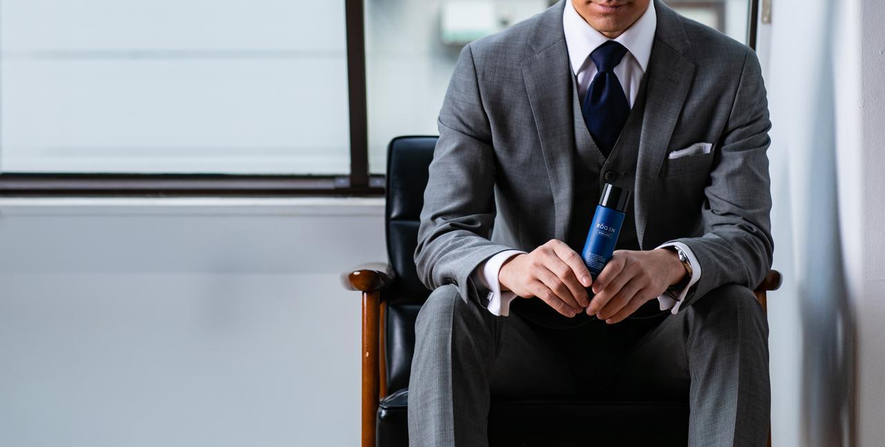 画像: ビジネスを愛するすべての男性へ