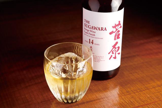 画像: 菅原水鏡14年 赤ワイン カスクフィニッシュ