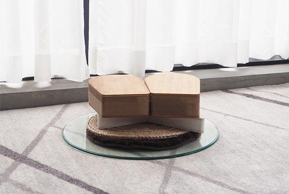 画像4: おしゃれなペーパースツール&カフェテーブル「十八紙」