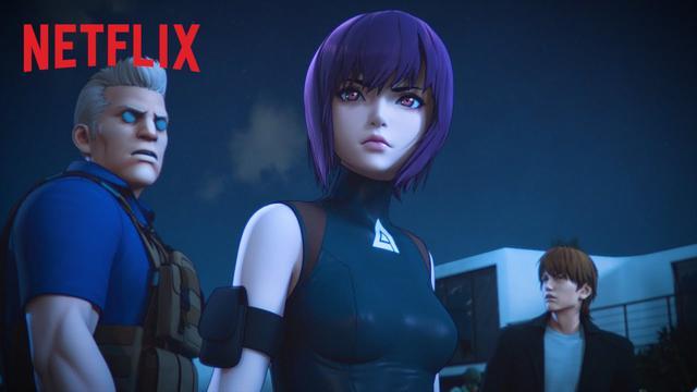 画像: 『攻殻機動隊 SAC_2045』最終予告編 - Netflix youtu.be